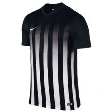 68fa1995b90e Nike Striped Division II Jersey - Black   White .